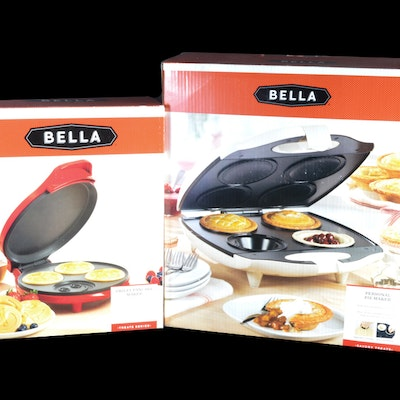 Vintage kitchenware auctions vintage housewares auction for Bella personal pie maker recipes