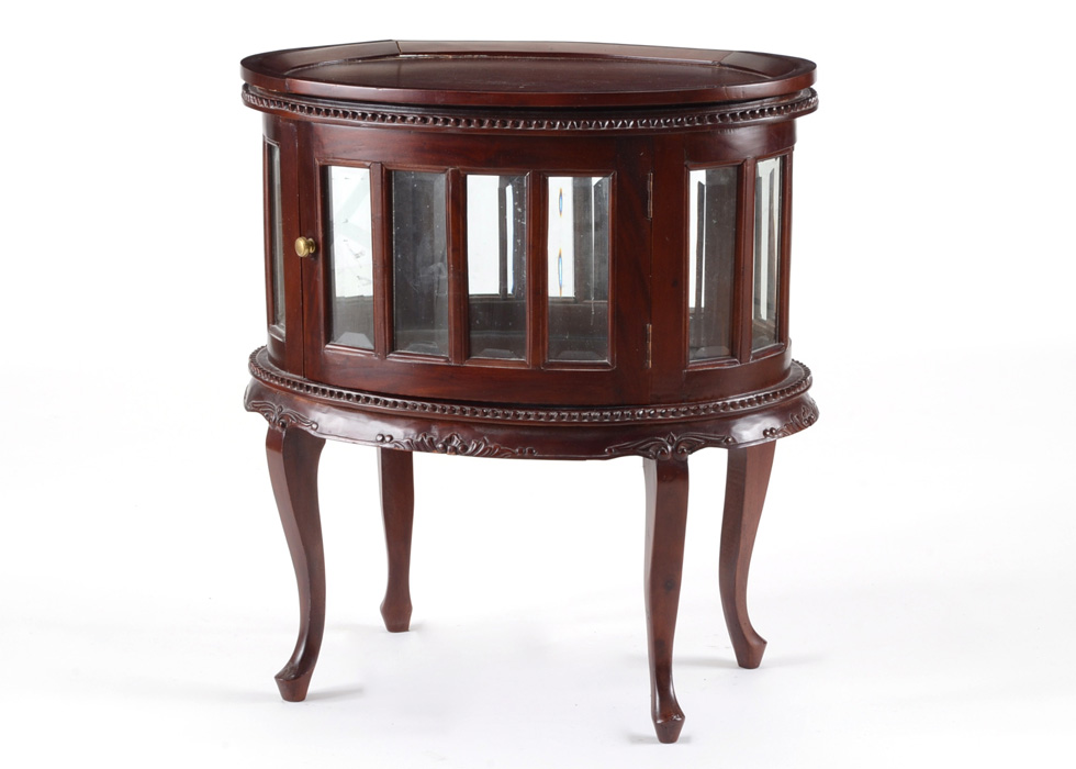 Vitrine Side Table  EBTH -> Table Centrale Vitrine