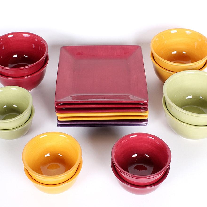 Tabletops Gallery Corsica Ceramic Dishware : EBTH