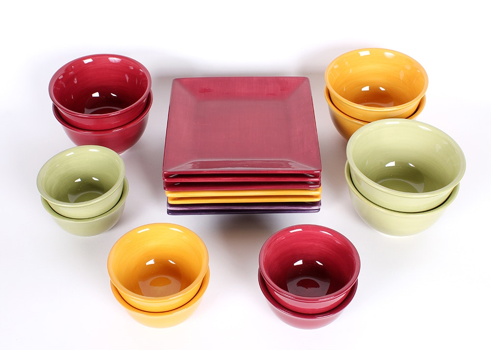Tabletops Gallery Corsica Ceramic Dishware ...