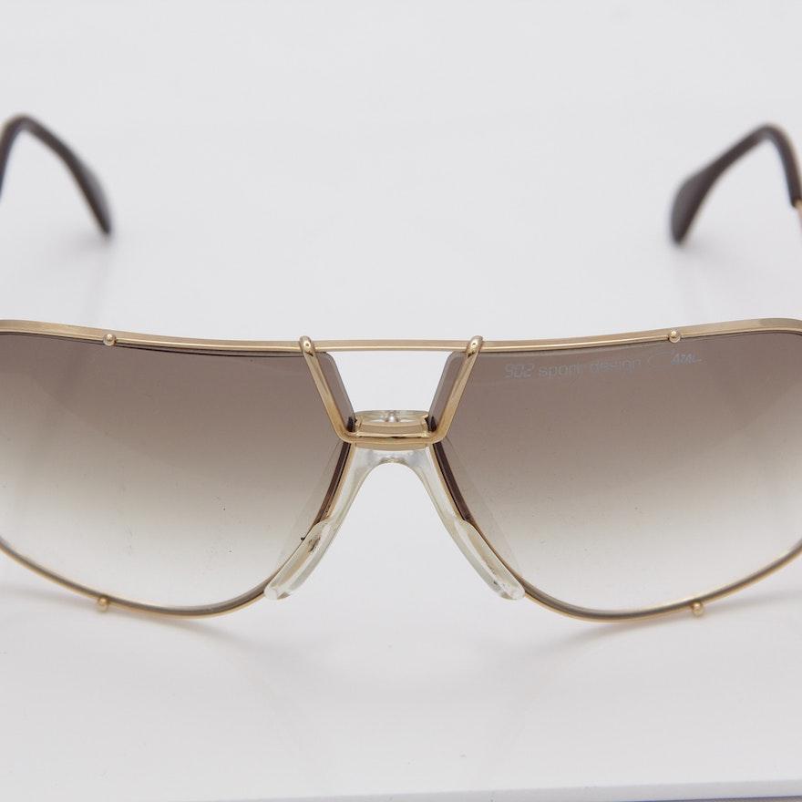 d3e4cc83406c Cazal Legends 902 Sport Design Sunglasses New without Tag   EBTH