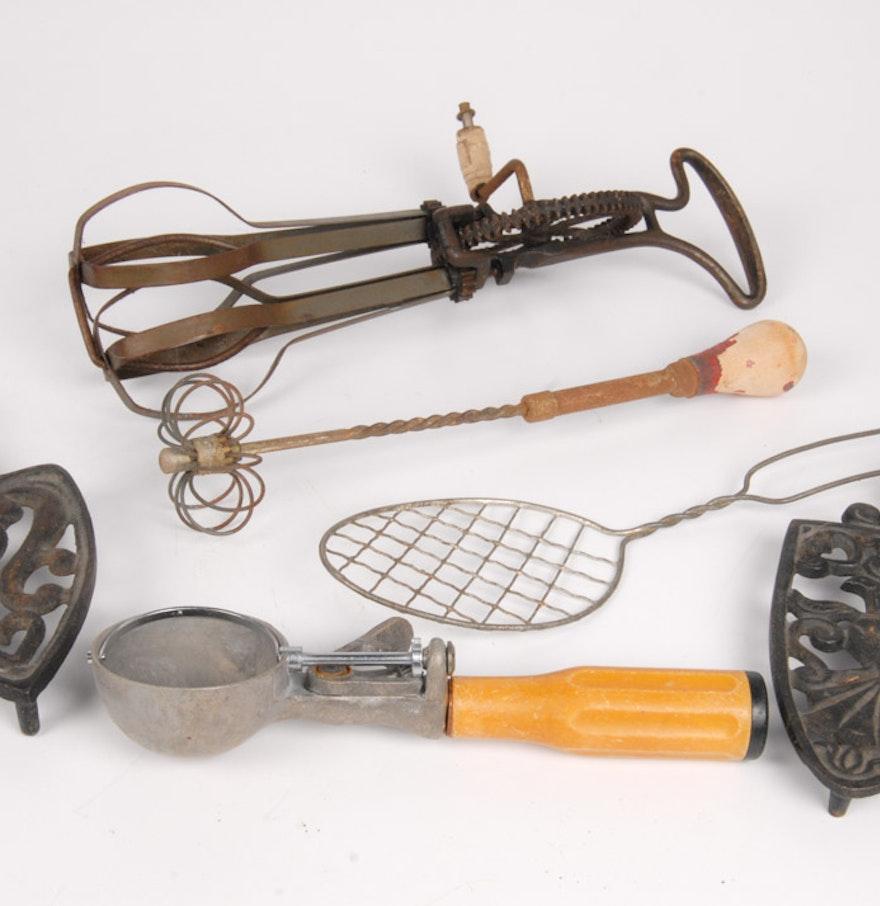 Antique Kitchen Gadgets