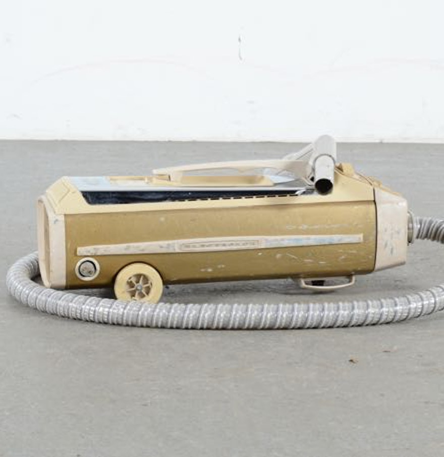Vintage Electrolux Canister Vacuum 7