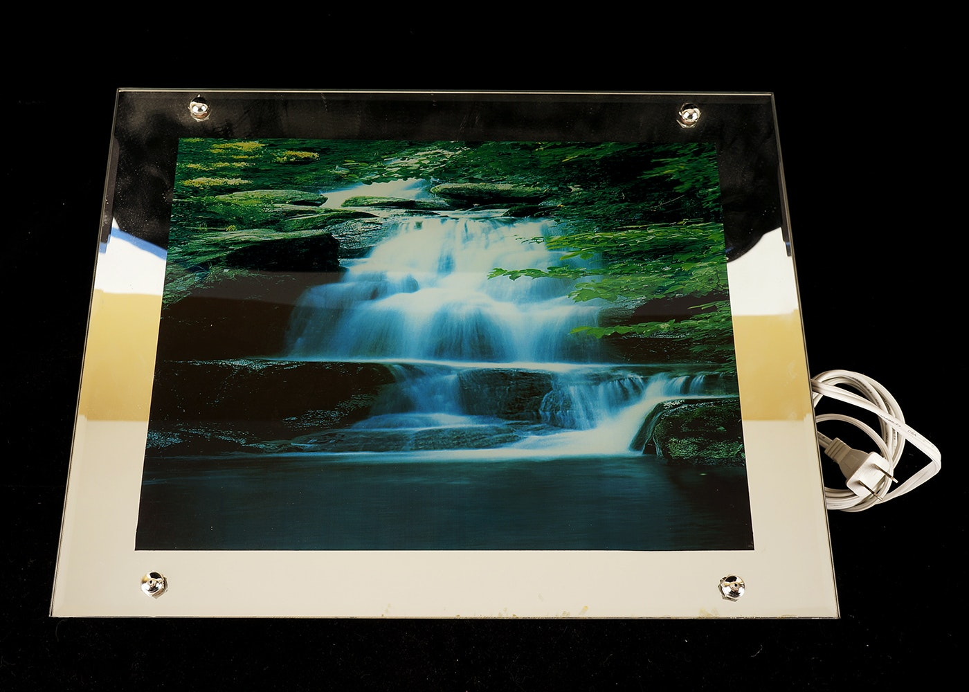 visiontac electronic waterfall picture ebth rh ebth com Instruction Manual Example Instruction Manual Example