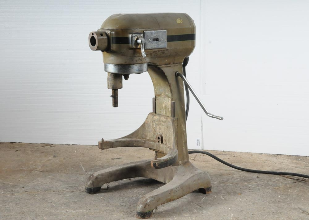 Vintage Industrial Kitchen Mixer ...