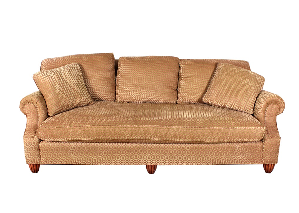 Great TRS Furniture Upholstered Sofa ...