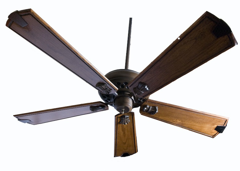 Hunter Prestige Five Blade Ceiling Fan Ebth