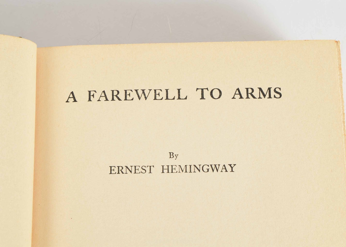 A Farewell To Arms Essay board operator cover letter