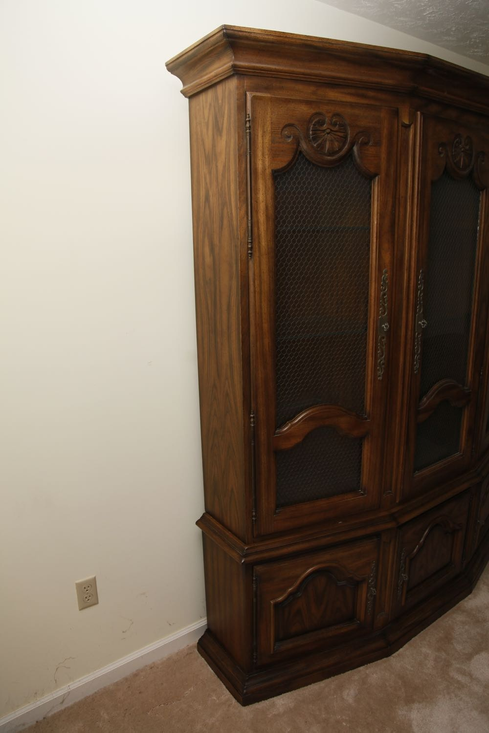 Century Furniture China Cabinet Ebth