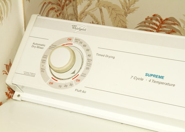 Whirlpool Supreme Heavy Duty Super Capacity Dryer Ebth
