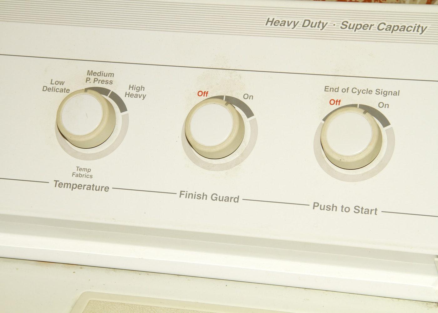 Estate Heavy Duty Super Capacity Top Load Washing Machine