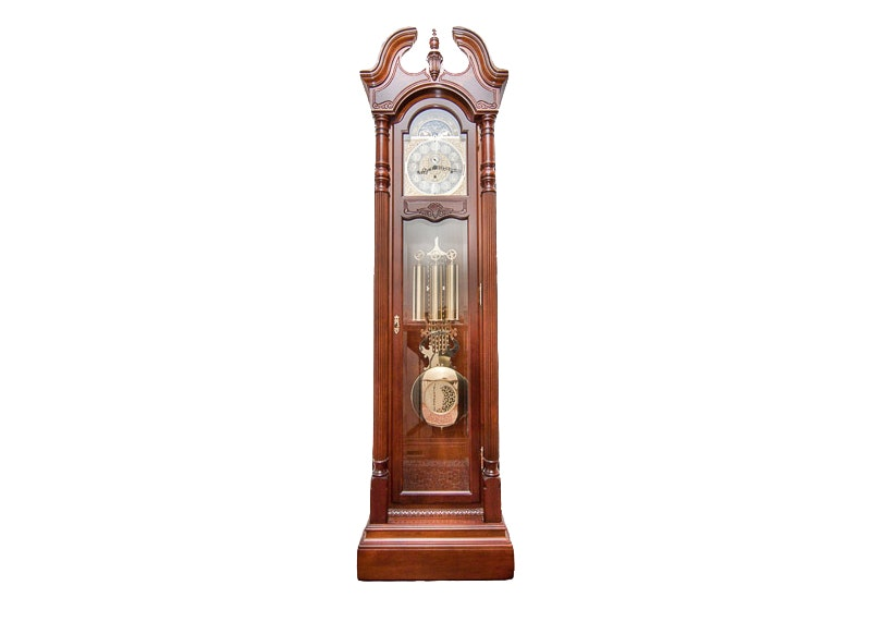 Sligh Grandfather Clock Ebth