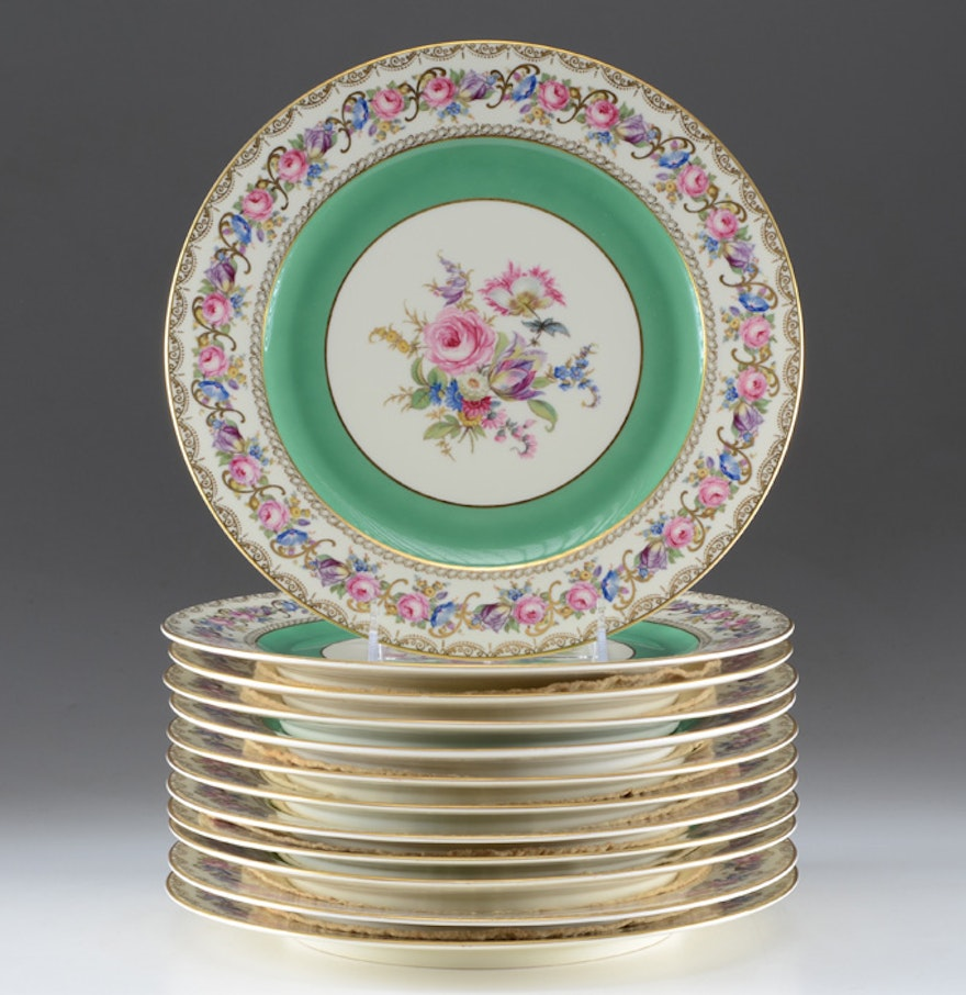 rosenthal vienna china dinner plates - China Dinner Plates