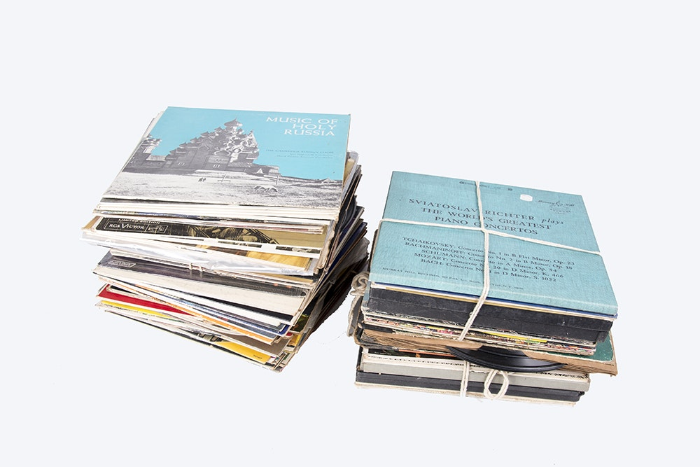 how to sell vinyl record collection