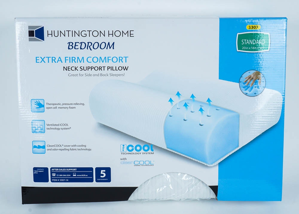 Huntington Home Neck Pillow Ebth