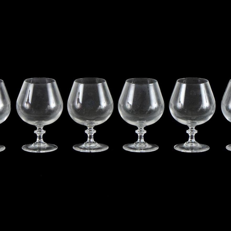 Cristal Darques Verres.Cristal D Arques Verres Cognac Glasses