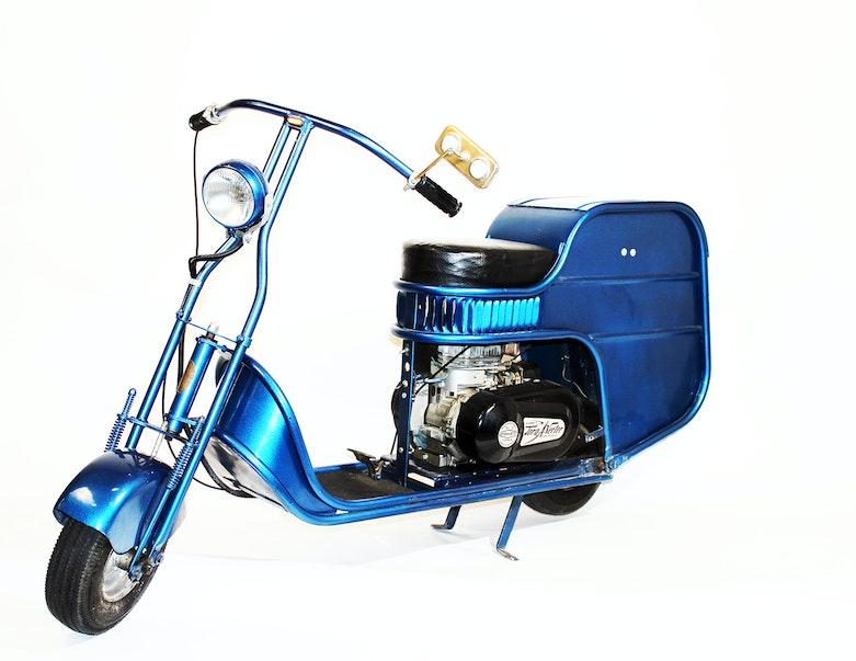 Vintage Scoot 66