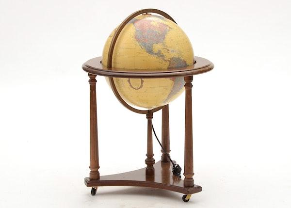 Replogle Quot Heirloom Globe Quot Floor Globe Ebth