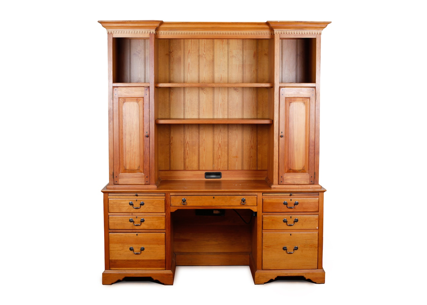 Lexington Desk With Hutch Ebth