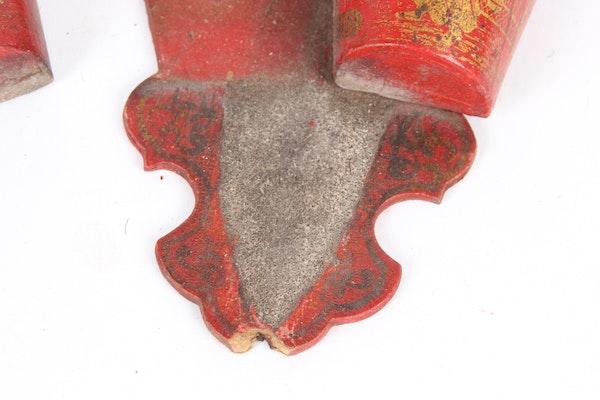 Vintage asian decor pieces ebth for Antique decoration pieces