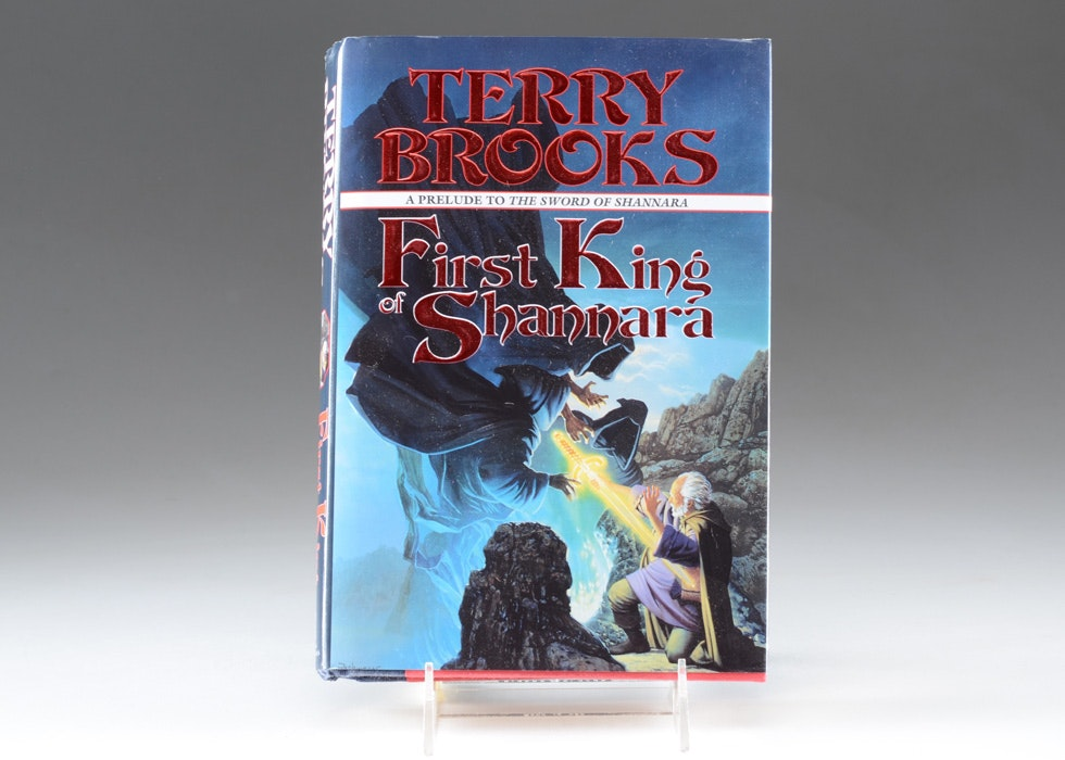 analysis of first king of shannara by terry brooks First king of shannara is a prequel to terry brooks' bestselling shannara series  it deals with the second war of the races, telling the story of the rebel druid.