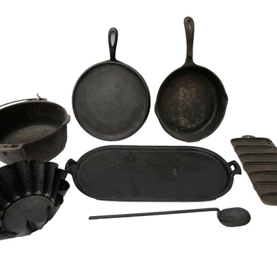 vintage cookware auctions antique cookware for sale in washington dc jewelry collectibles. Black Bedroom Furniture Sets. Home Design Ideas