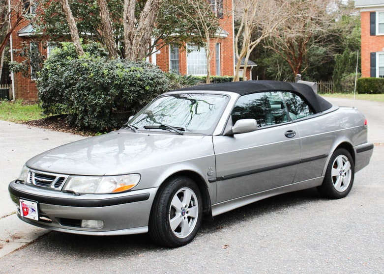 2004 saab 9 3 turbo coupe convertible ebth. Black Bedroom Furniture Sets. Home Design Ideas