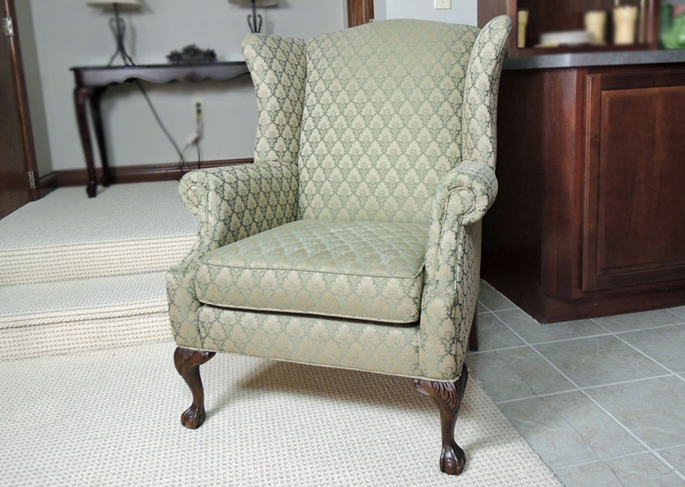 Bon FlexSteel Wing Back Chair ...