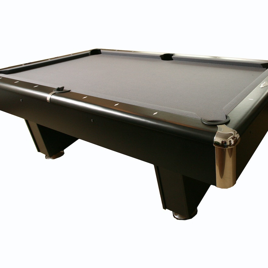 Pool Table By CL Bailey Co EBTH - Cl bailey pool table