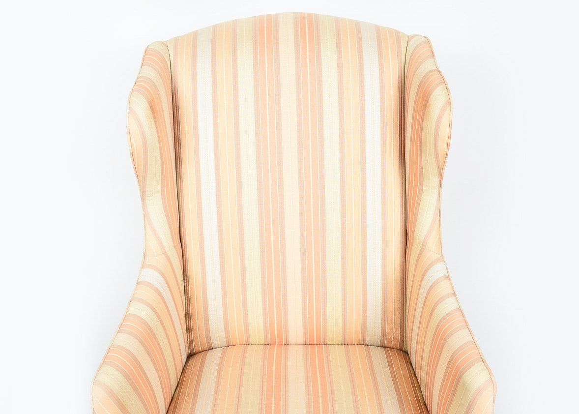 Pair Of Wingback Chairs Ebth