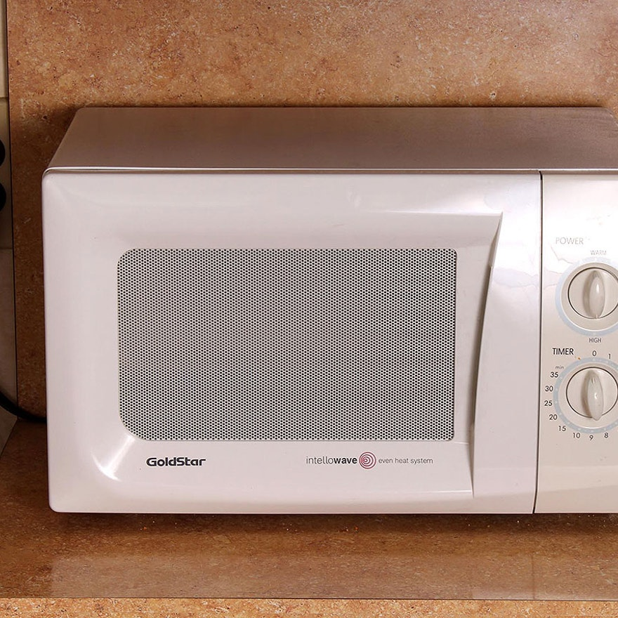 Gold Star Intellowave Microwave