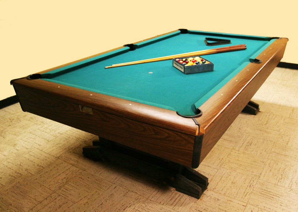 Cue Master Pool Table ...