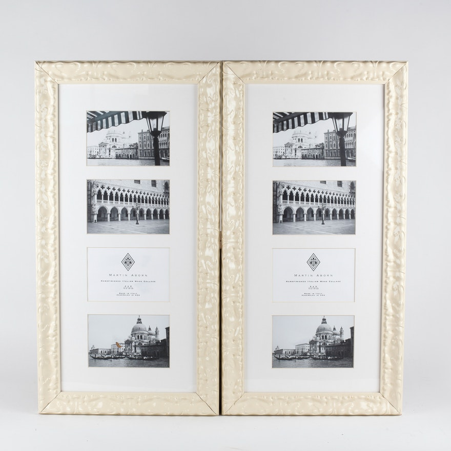 Pair of Martin Aborn Picture Frames : EBTH