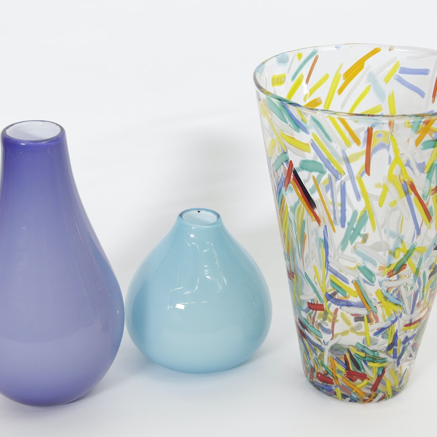 Crate And Barrel Vases Ebth