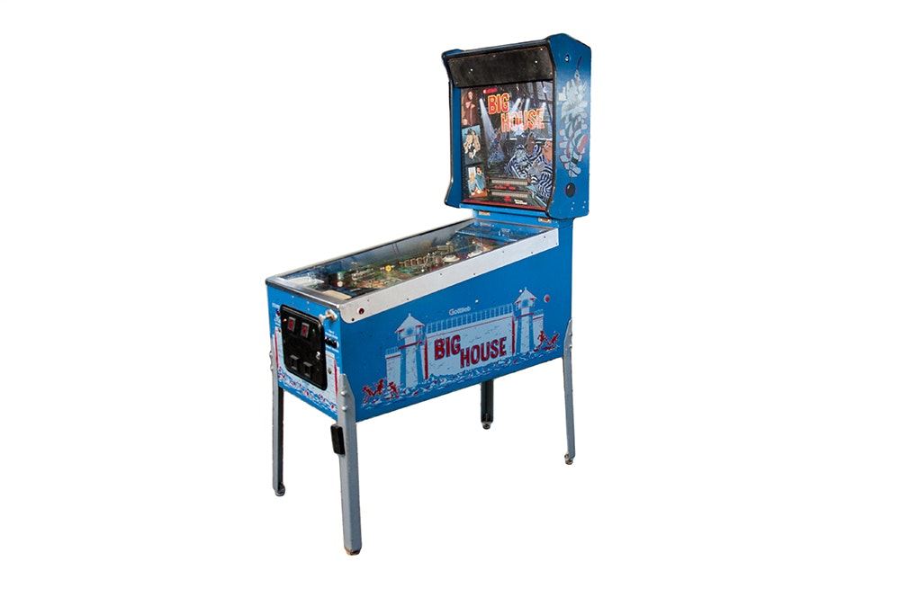 pinball machine repair nj