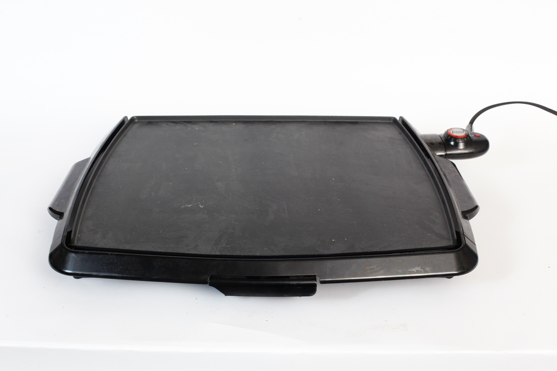 The Food Network Portable Electric Griddle ...