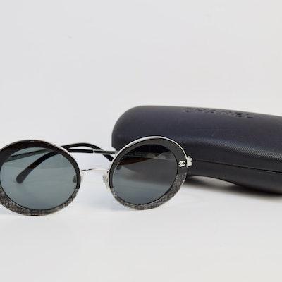 7ab8869bba Round Chanel Sunglasses