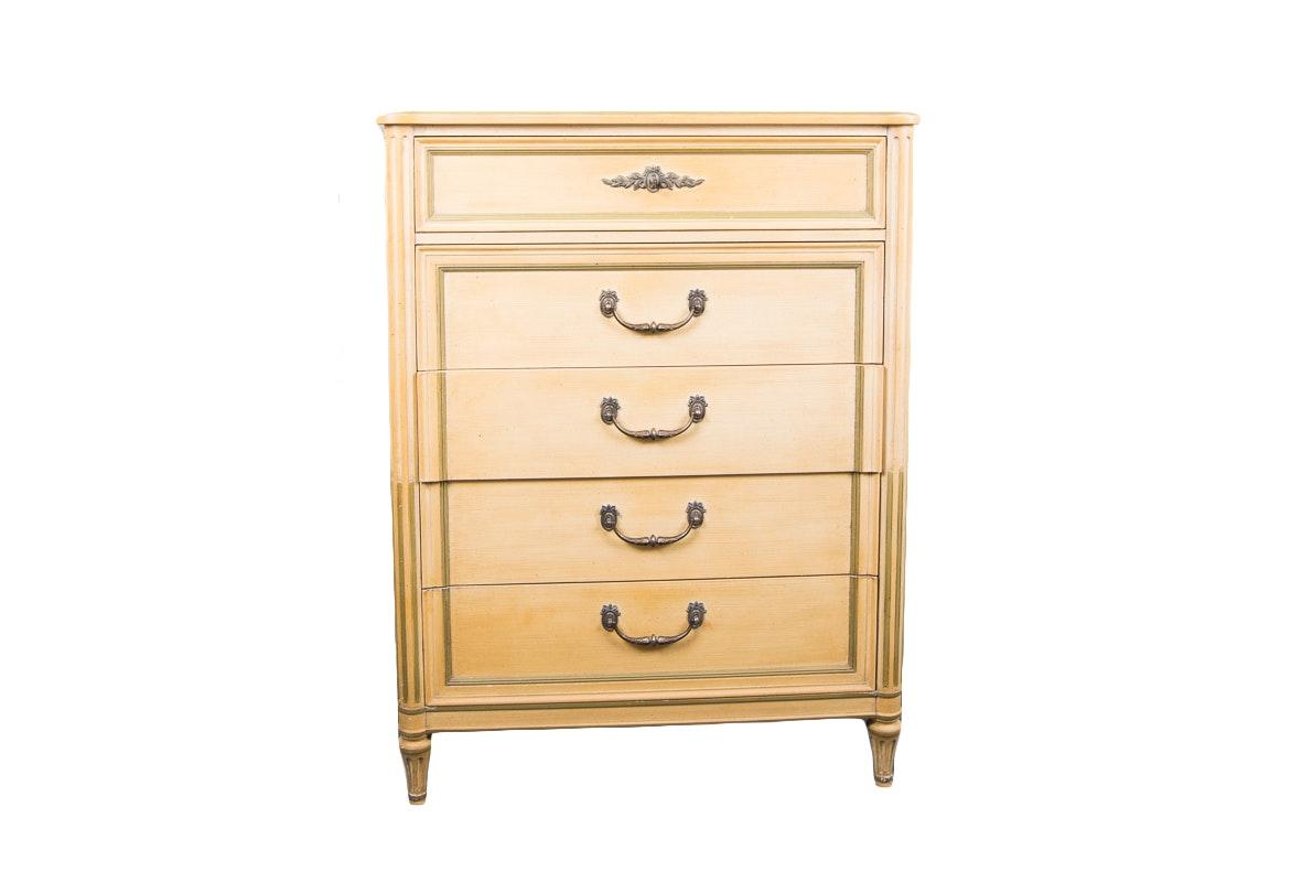 henredon furniture dresser