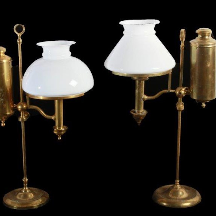 antique lamps from cleveland non explosive lamp company ebth