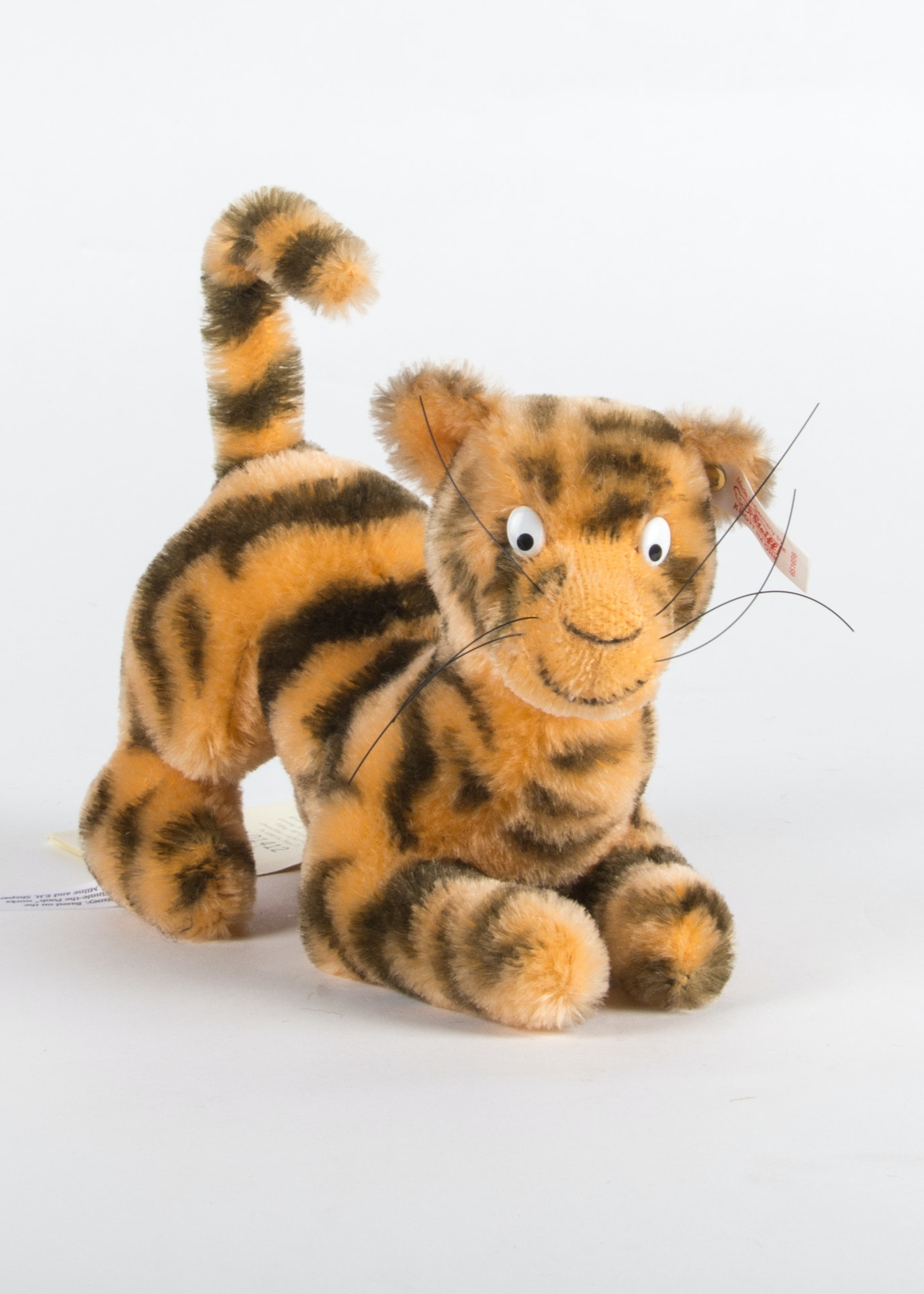 steiff classic pooh �tiggerquot from winnie the pooh ebth