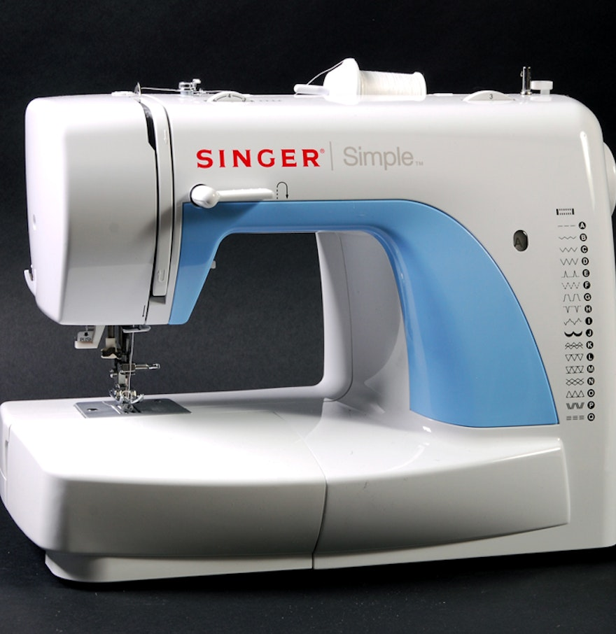 Singer simple sewing machine ebth