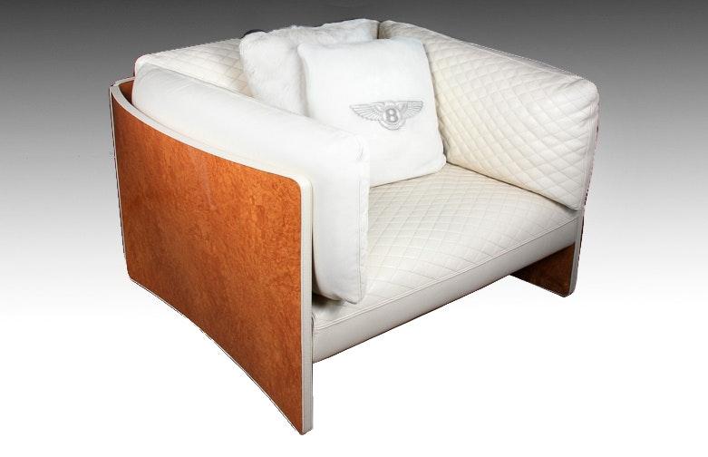 Bentley Home Collection Kensington Armchair