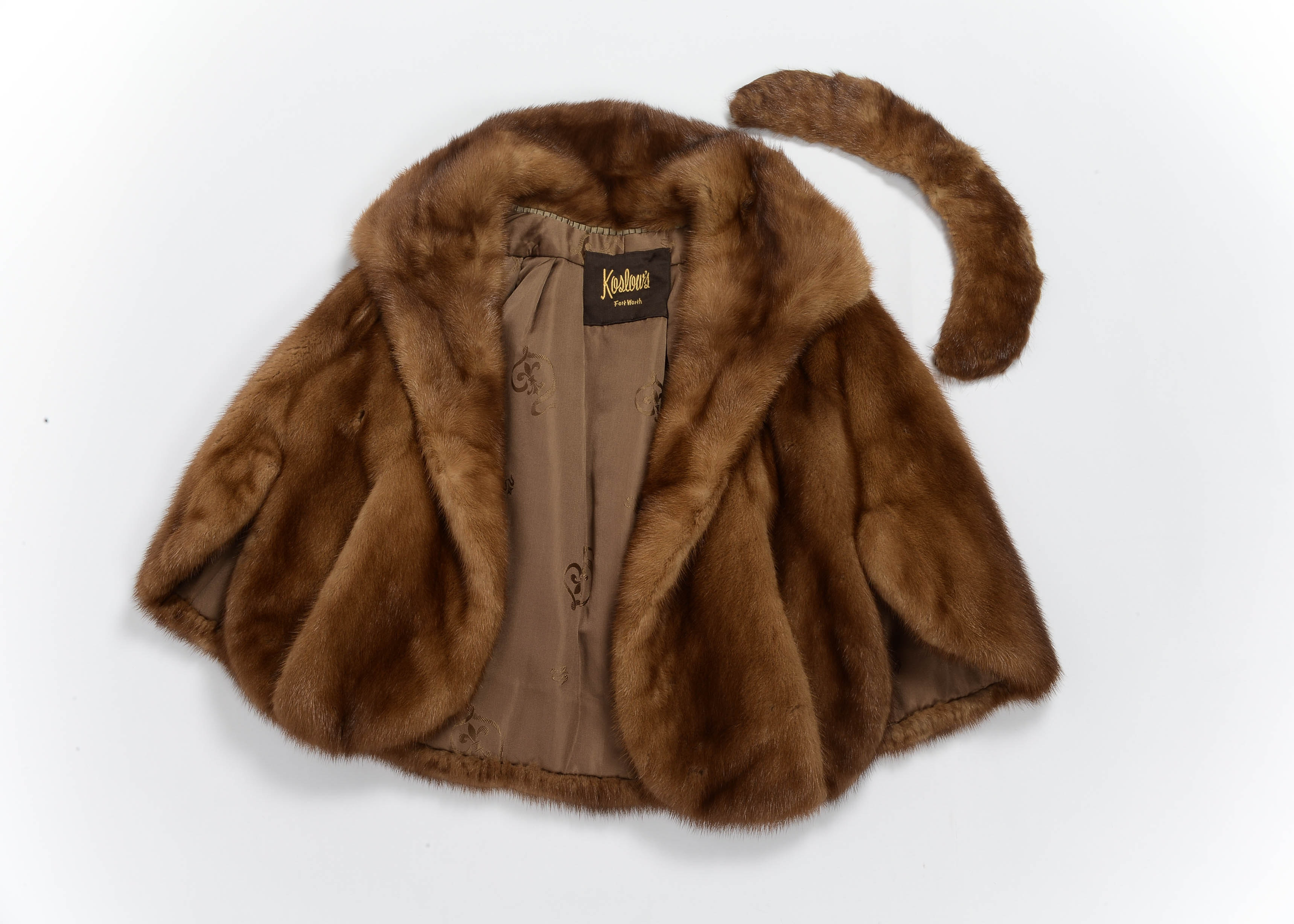 Vintage Fur Coat Auction: Mink Coats, Fox Coats and More in Dallas ...