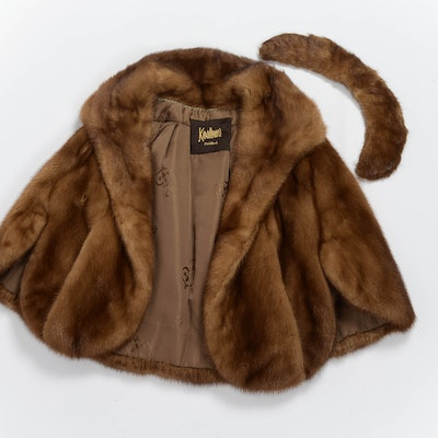 Vintage Fur Coat Auction: Mink Coats, Fox Coats and More in Dallas ...