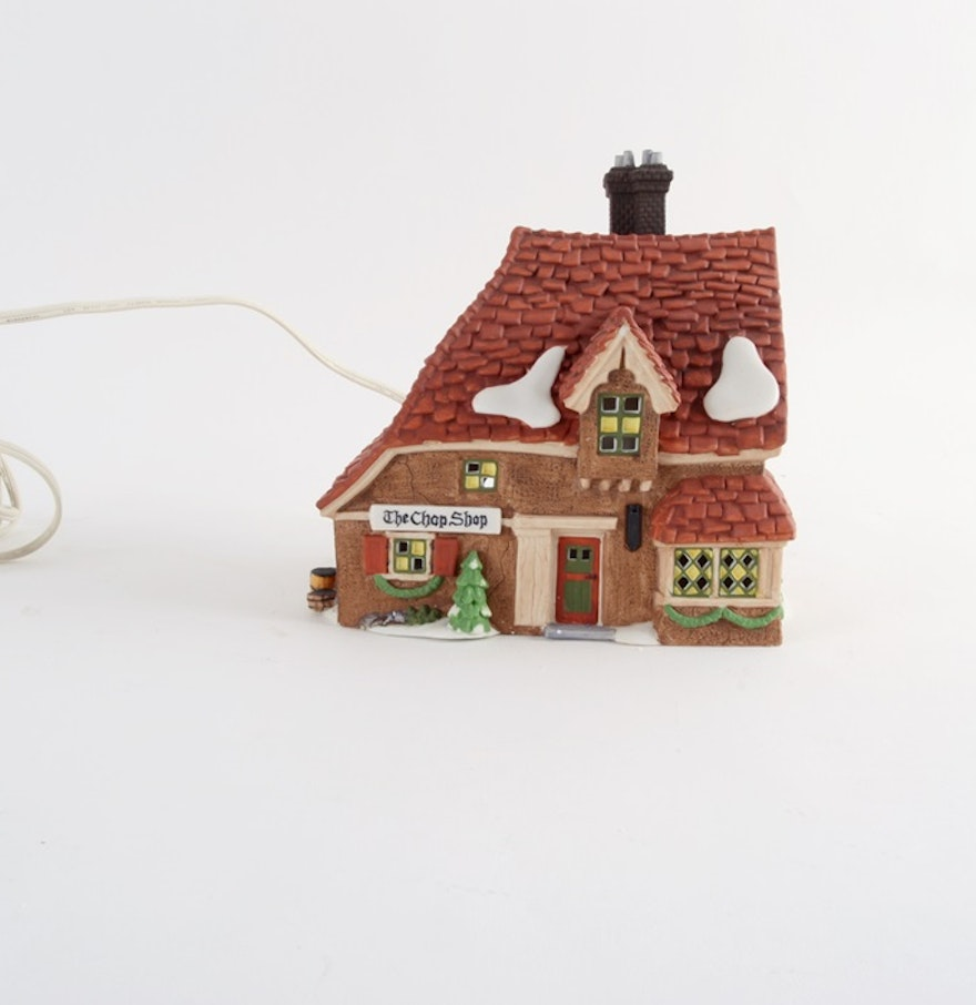 Department 56 Heritage Dickens 39 Village Collectible Houses
