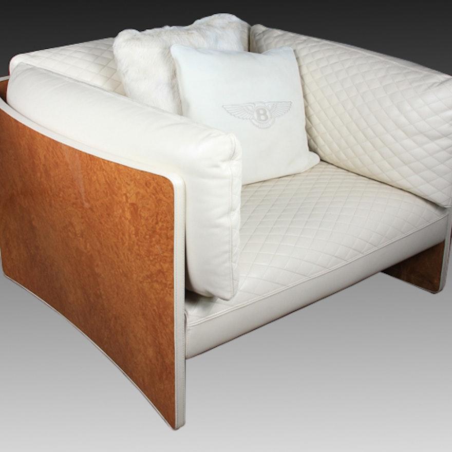 Bentley Home Collection Kensington Armchair - Online Furniture Auctions Vintage Furniture Auction Antique