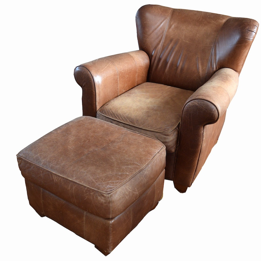 leather easy chair with ottoman bauhaus leather chair and ottoman ebth 16623 | DSC 0090.JPG?ixlib=rb 1.1