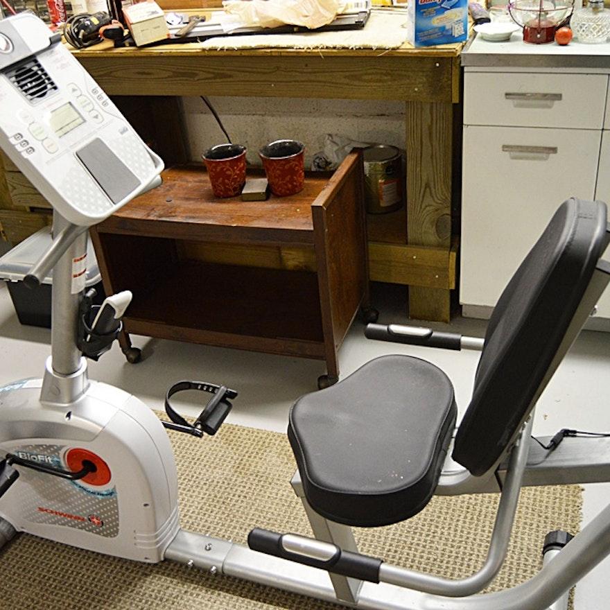 806d127b164 Schwinn Bio-Fit BioDyne Exercise Bike : EBTH