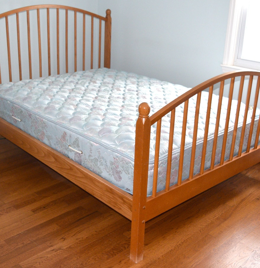 vermont tubbs full size bed frame and mattress - Full Size Bed Frame And Mattress