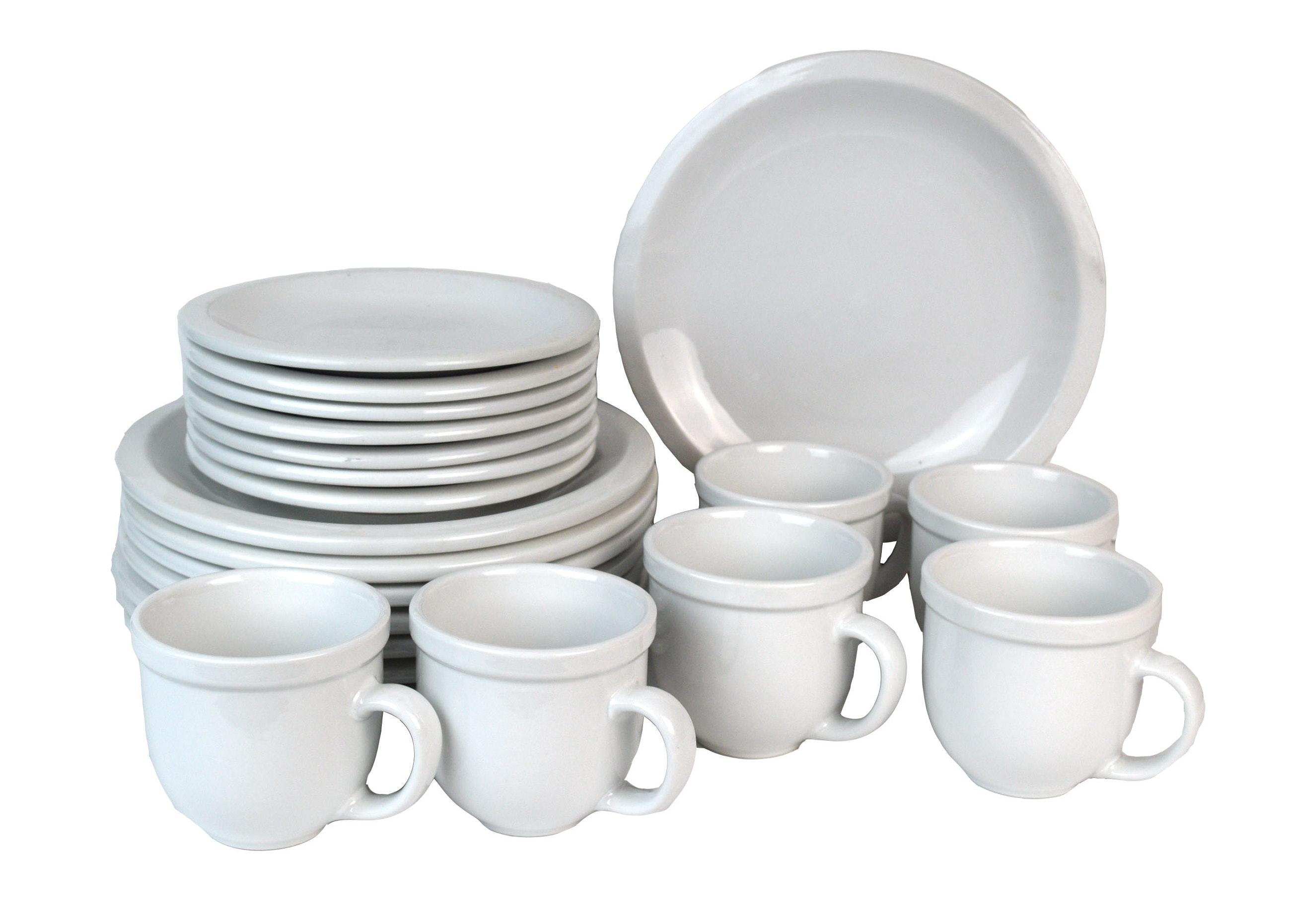 Cafeware by Tienshan Dinnerware ...  sc 1 st  EBTH.com & Cafeware by Tienshan Dinnerware : EBTH